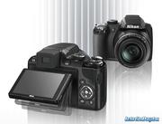 Продам фотокамеру Nikon coolpix P90