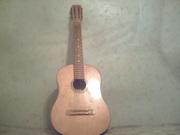 Гитара 6-струнная класическая, в хорошем состоянии