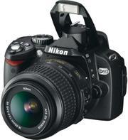 NIKON D60 Kit AF-S 18-55 DX VR