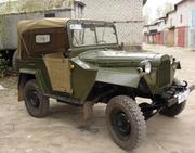 Продам легендарный автомобиль времен Великой Отечественной войны ГАЗ 6